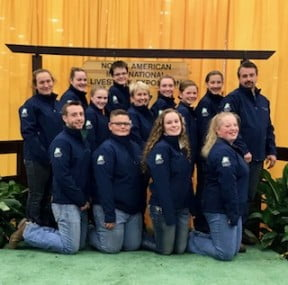 ARBA Juniors at NAILE